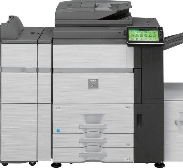 Sharp MX-7040N Copier Printer