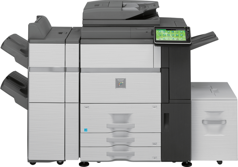 Sharp MX-7040N Copier Printer