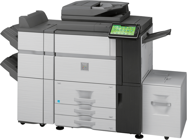 Sharp MX-6240N Digital Copier Printer