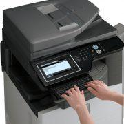 Sharp MX-3114N Digital Copier Printer