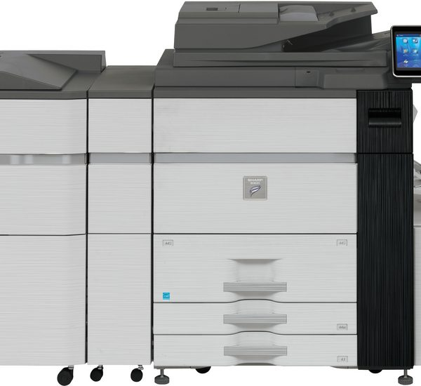Sharp MX-M1204 Digital Copier Printer