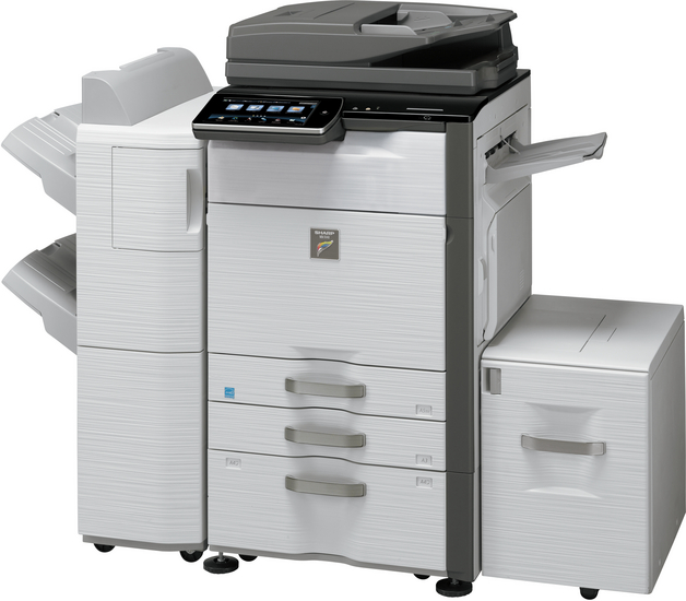Sharp MX-5141N Digital Copier Printer