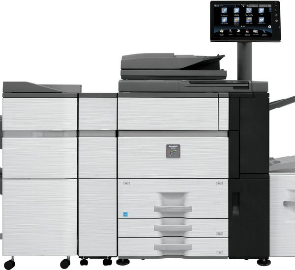Sharp MX-6500N Digital Copier Printer