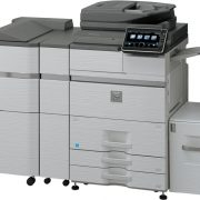 Sharp MX-M754N Digital Copier Printer