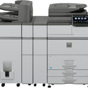 Sharp MX-M654N Digital Copier Printer